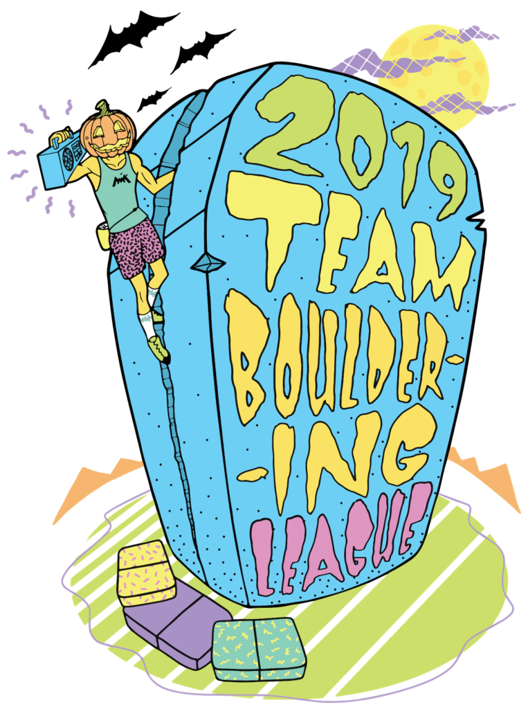 2019 Team Bouldering League