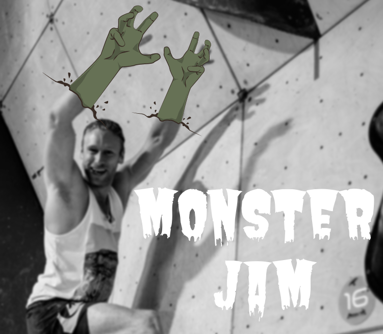 Competition #1: Monster Jam