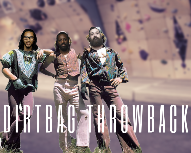 Competition #2: Dirtbag Throwback