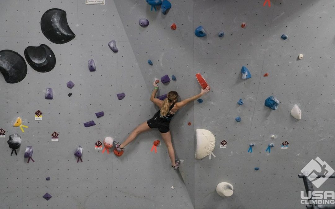 Mesa Rim Youth Bouldering Local