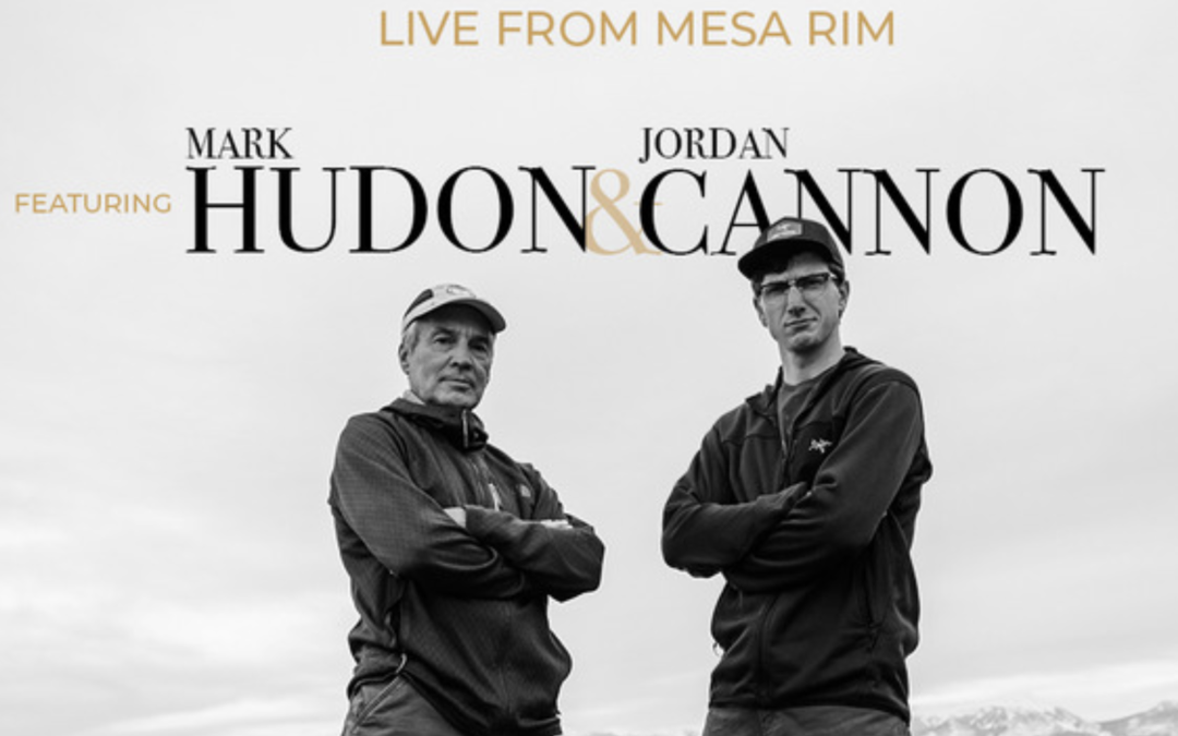 Wilder Mind Podcast Featuring Mark Hudon and Jordan Cannon
