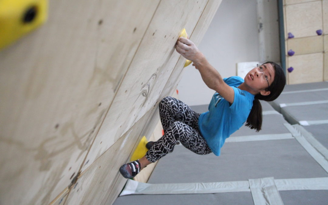 2020 USAC Youth Bouldering Divisionals