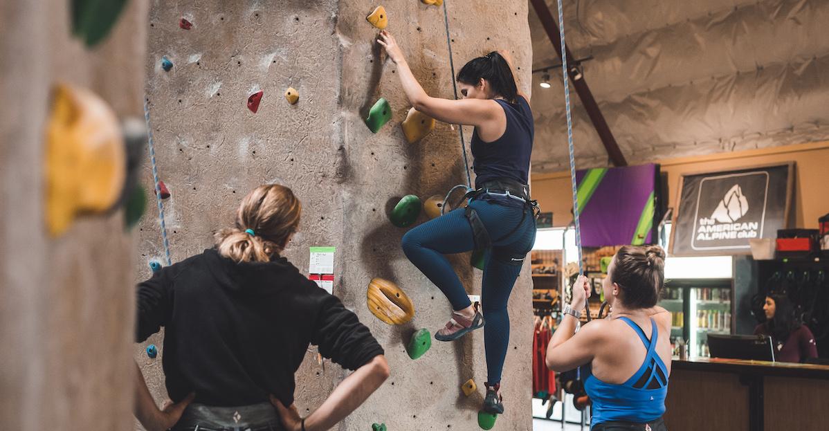 Climbing Skills Programs