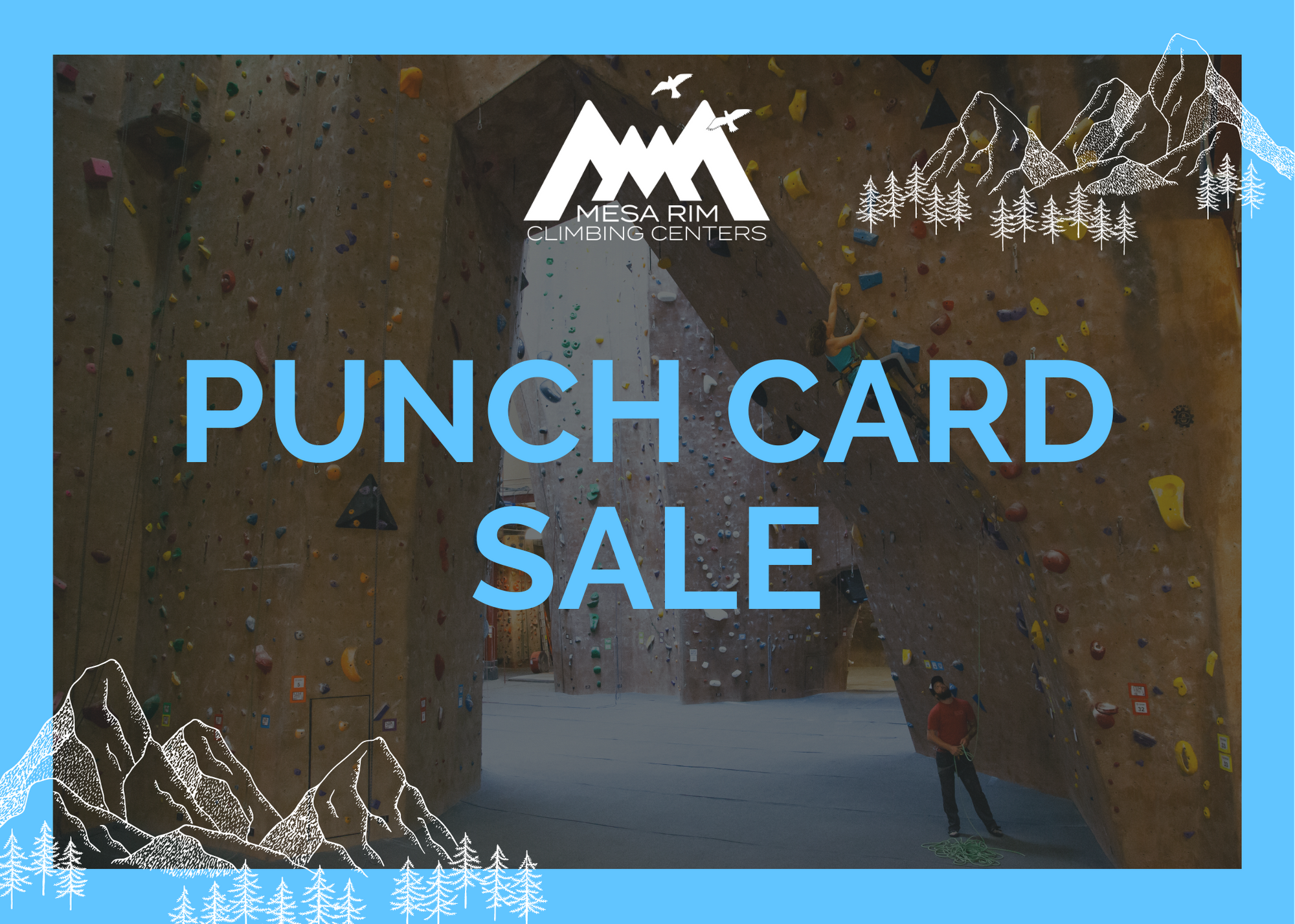 Punchcard Sale