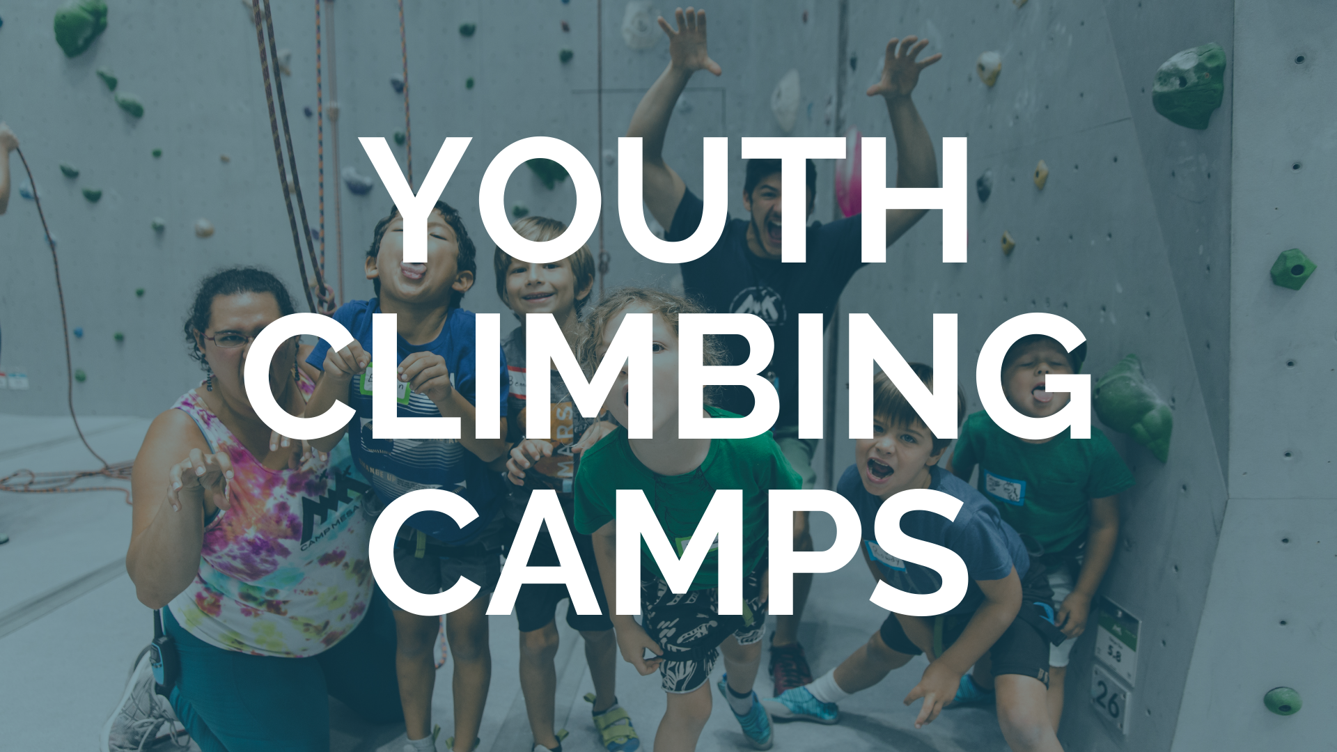 Youth Climbing Camps