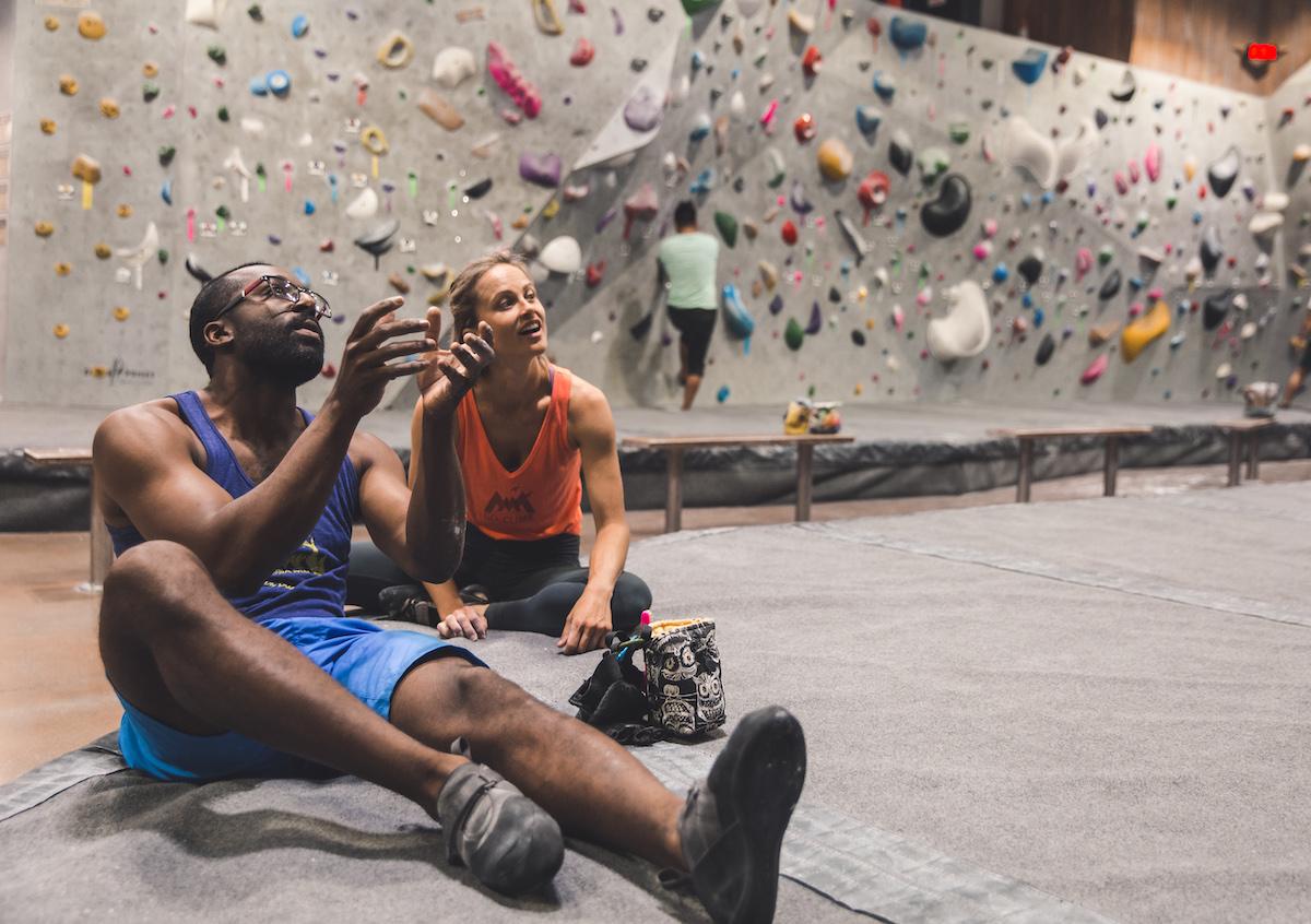 Intro to Climbing