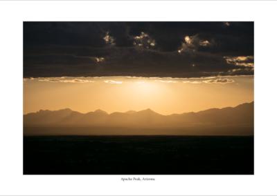 apache peak, arizona