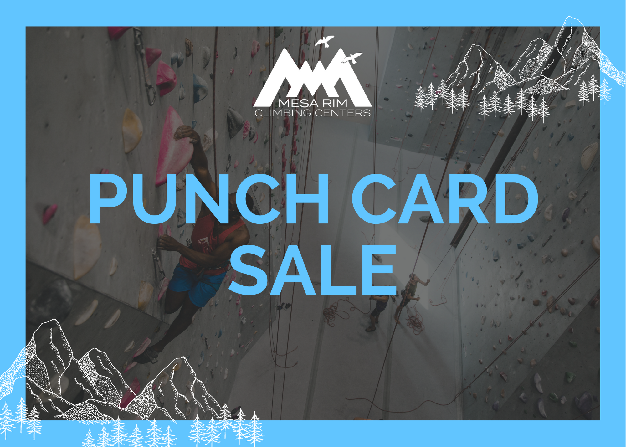 Punch Card Sale
