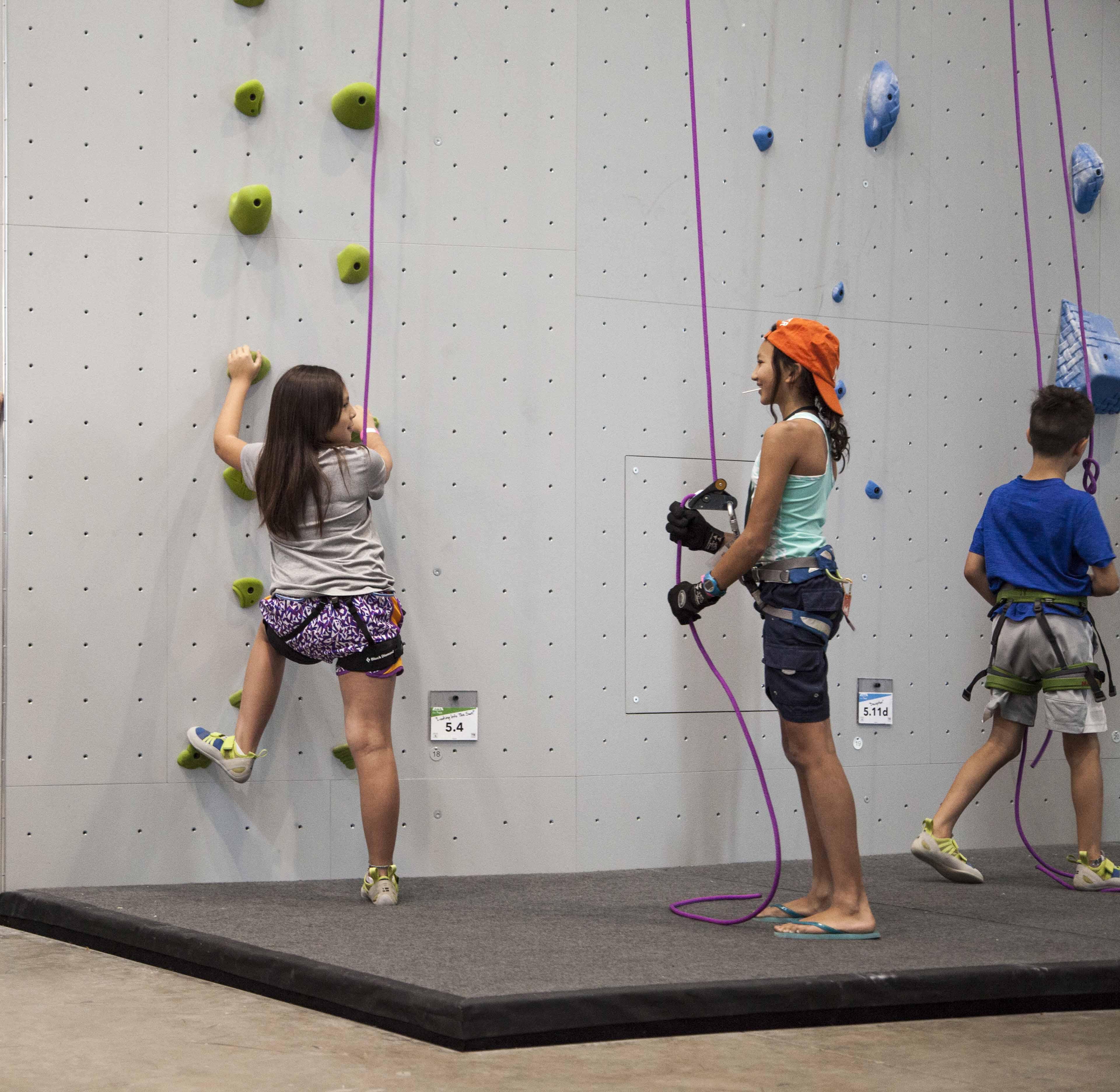 Mesa Rim Climbing And Fitness