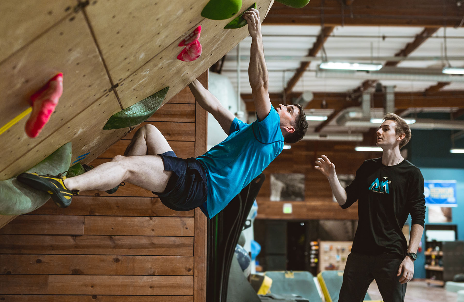 Adult Climbing Team