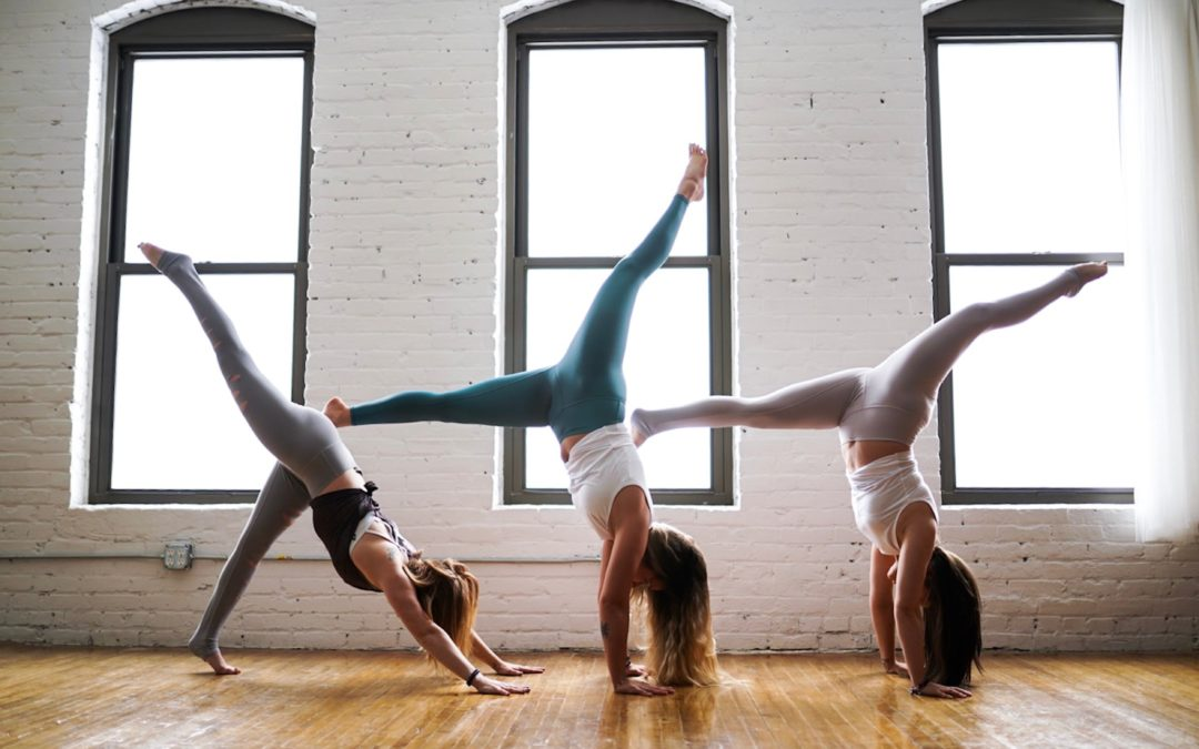 Learn to Fly in Yoga Hand Balances