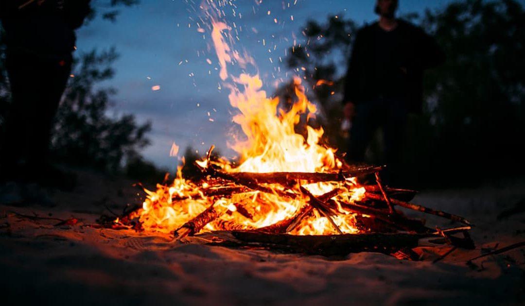 Campfire Night + Family Yoga - Reno, Nevada