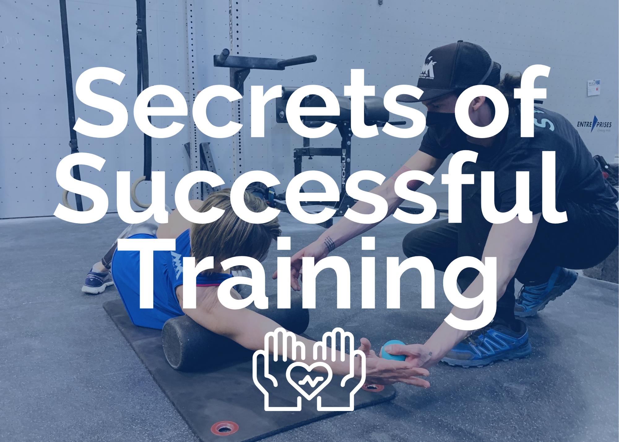 Secrets of Successful Training