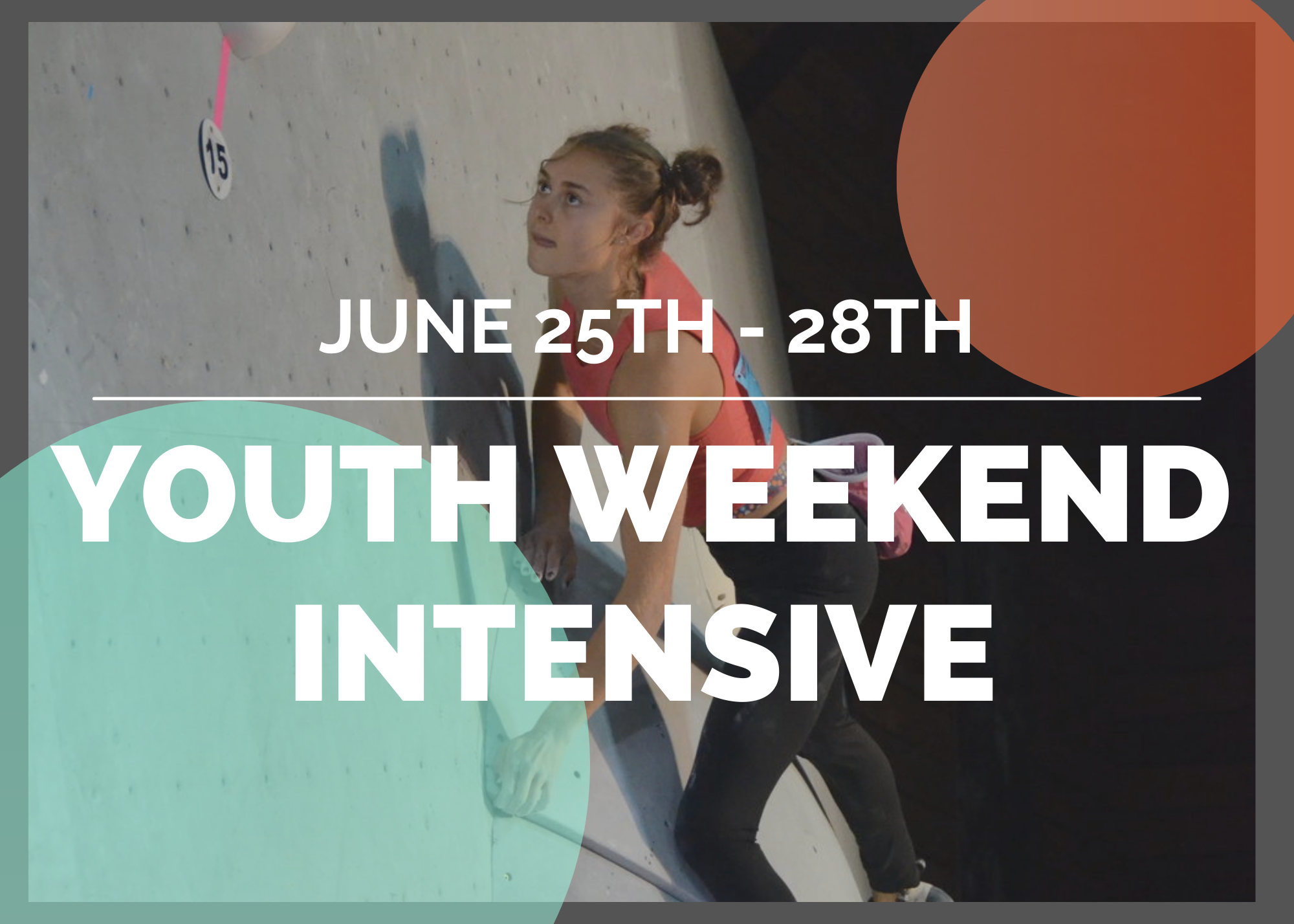 Youth Weekend Intensive